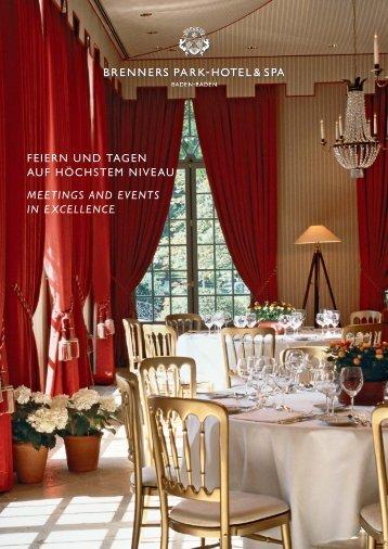 Download Broschüre - Aktuelles aus den Hotels der Selektion ...