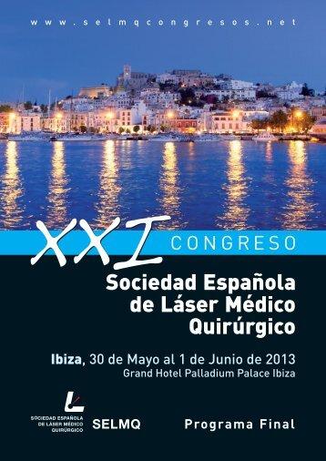 Descargar el programa - Congresos SELMQ