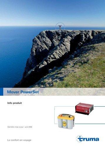 Mover PowerSet - Selzam