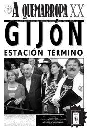 Sábado 7 de julio - Semana Negra Gijón