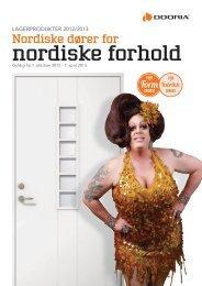 DOORIA - Dørboken 2012 - Sem Bruk AS