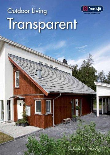 Outdoor Living - Transparent - Sem Bruk AS