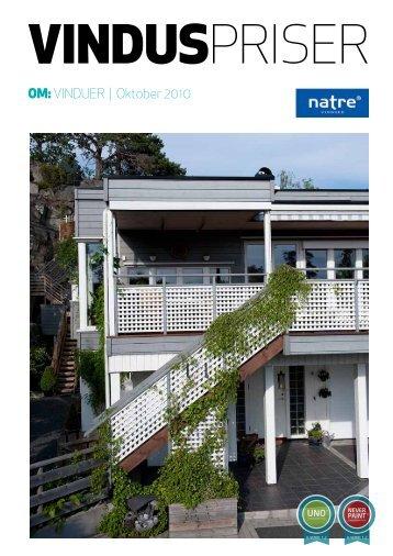 OM: VINDUER | Oktober 2010 - Sem Bruk AS
