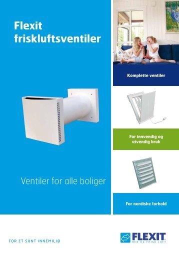 innvendige ventiler - Sem Bruk AS