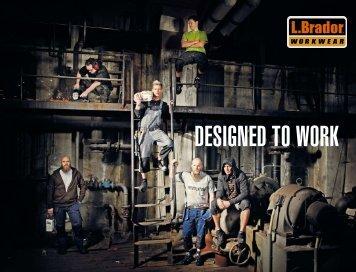 DESIGNED TO WORK - Sem Bruk AS