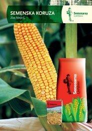 Oglejte si katalog celotne ponudbe semenske koruze - Semenarna ...