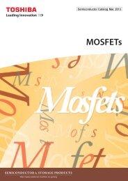 MOSFETs - Toshiba Electronics Europe