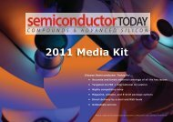 Download USD Media Kit PDF (2.4 MB) - Semiconductor Today