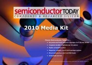 2010 Media Kit - Semiconductor Today
