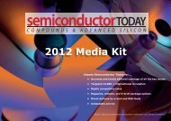 Download USD Media Kit PDF - Semiconductor Today