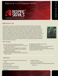 RS9110-N-11-22 - SemiconductorStore.com