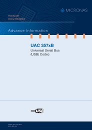 UAC 357xB - SemiconductorStore.com