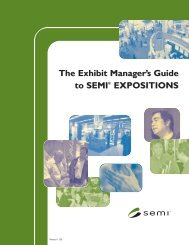 Exhibit Manager's Guide.qxd - SEMICON West