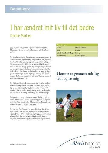 Dorthe Madsen - Aleris