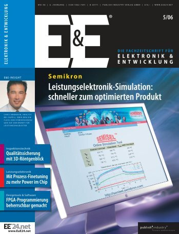 Leistungselektronik-Simulation - Semikron