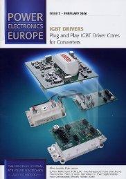 SEMIKRON leading manufacturer of igbt, diode thyristor power ...
