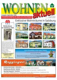 ! Wohnen aktuell 11.xp - Seminar-Shop GmbH