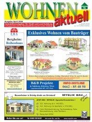 ! Wohnen aktuell 16 (04-04).xp - Seminar-Shop GmbH