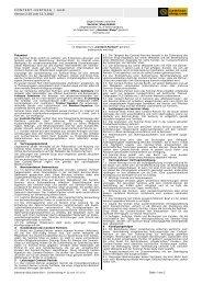 CONTENT-VERTRAG / AGB Version 2.03 vom 15.3.2002 Seite 1 ...