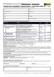 preisliste/angebot/faxauftrag: +43(0)662 9396 70 - Seminar-Shop ...