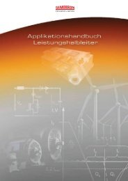 Application Manual Power Semiconductors - Deutsche ... - Semikron