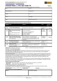 FAXAUFTRAG: (+43) 662 9396 70 - Seminar-Shop GmbH