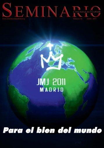 Revista 42 AM_Maquetación 1.qxd - Seminario Conciliar de Madrid