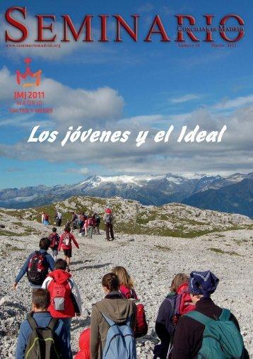 Revista 41 JL_Maquetación 1.qxd - Seminario Conciliar de Madrid