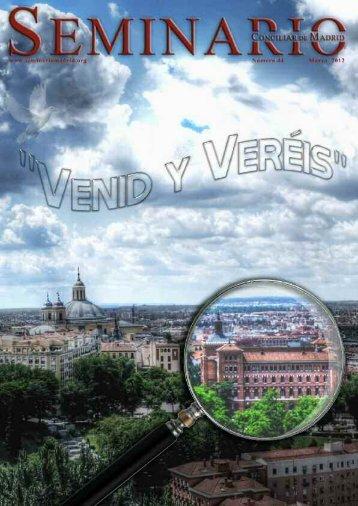 os daré pastores - Seminario Conciliar de Madrid