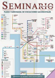 revista del seminario revista - Seminario Conciliar de Madrid