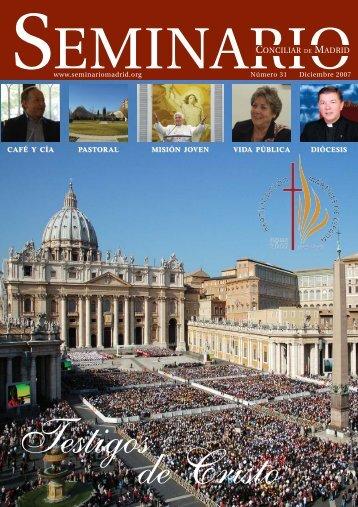 empre sacerdotes - Seminario Conciliar de Madrid