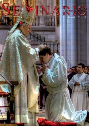 Año Sacerdotal - Seminario Conciliar de Madrid