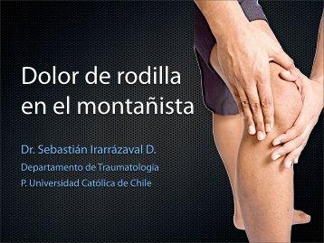 Dr. Sebastián Irarrázaval D. - Seminario de Medicina de Montaña