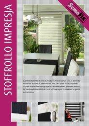 Download PDF Stoffrollo - Semofix Insektenschutz