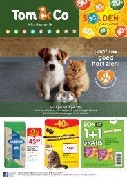 Tom&co folder 3 t/m 16 juli 2014