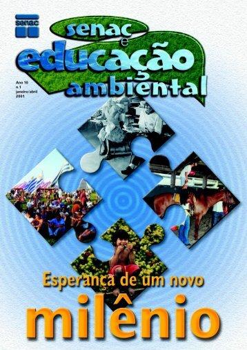 Ano 10 n.1 janeiro/abril 2001 - Senac