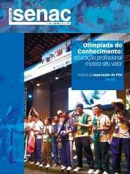 Olimpíada do Conhecimento - Senac