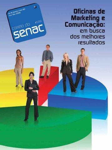 Oficinas de Marketing e Comunicação - Senac