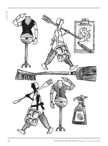 A actividade de trabalho nas lojas de vestuário e de ... - Senac
