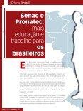 Senac e Pronatec, a transformação do Brasil via - Page 6
