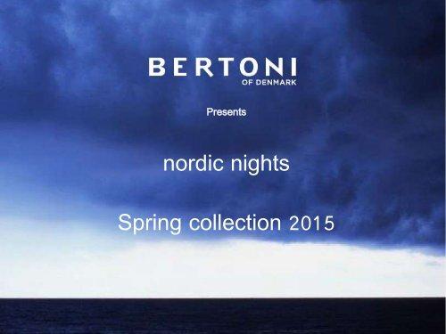 trendpool Bertoni Spring 2015