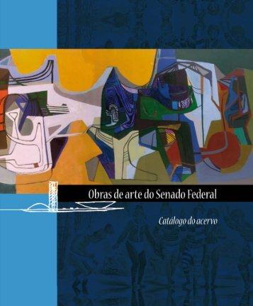Catálogo das Obras de Arte do Senado Federal