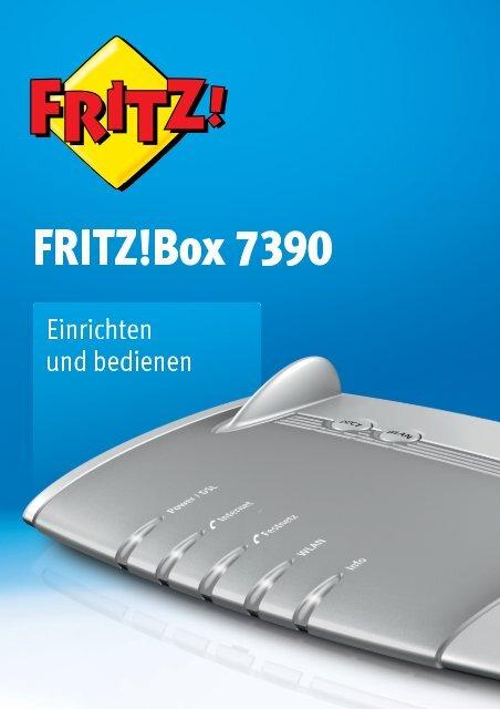FRITZ!Box Fon WLAN 7390 - Icecat