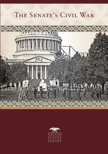 20. The Senate's Civil War - U.S. Senate