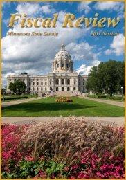 2011 Fiscal Review - Minnesota Senate