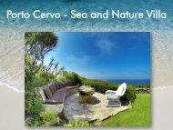 Porto Cervo - Sea and Nature Villa