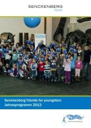 Programm SFFY 2013.indd - Senckenberg
