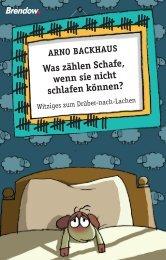 Leseprobe: Was zählen Schafe, wenn sie nicht ... - sendbuch.de