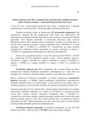 a6/ Plnenie rozpočtu za rok 2011 za základné školy ... - Mesto Senec