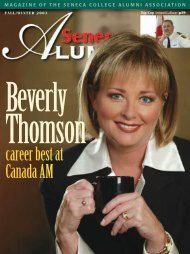 career best at Canada AM - Seneca College